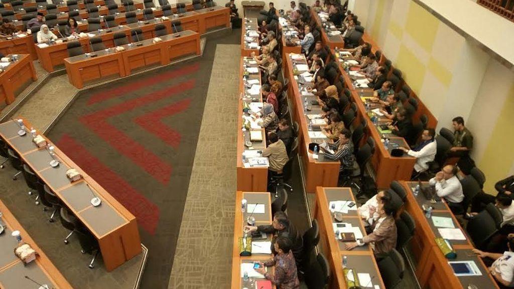 Dana Perbaikan Layanan Umum Rp 4,8 Triliun Disepakati DPR