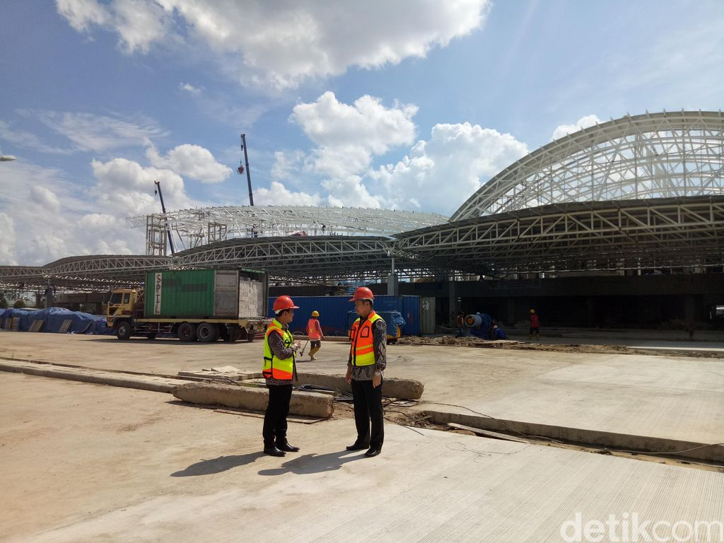 Anak Usaha AP II Bakal Buat Kampung Kargo 90 Hektar di Bandara Soetta