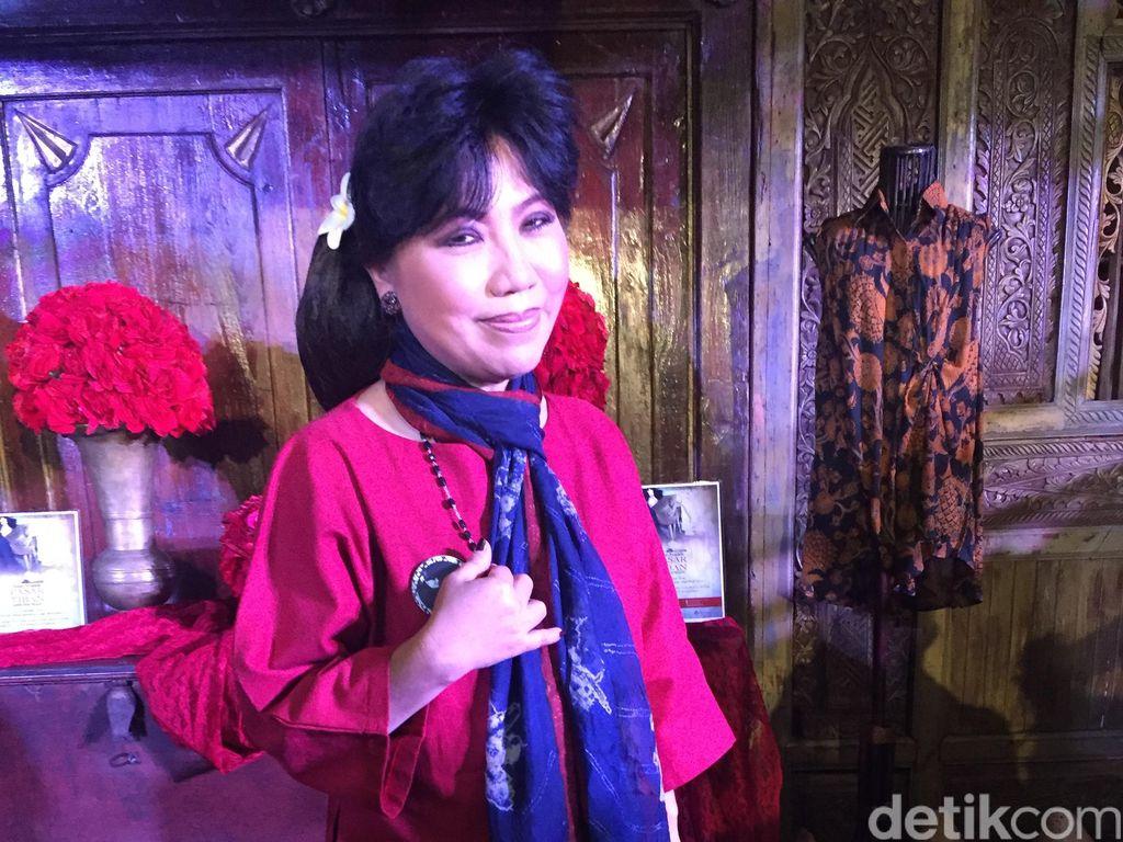 Hari Batik Nasional, Anne Avantie Gelar Pasar Tiban di Grand Indonesia