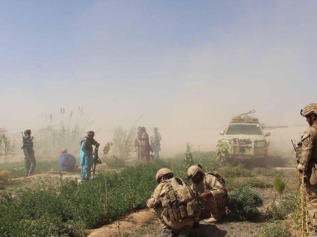 Sejarah Ditemukannya Harta Karun Rp 14 Kuadriliun di Afghanistan