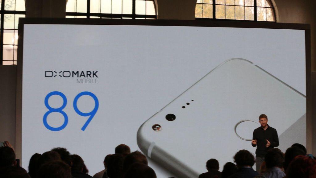 Google Pixel Pamer Kemampuan Anti Goyang