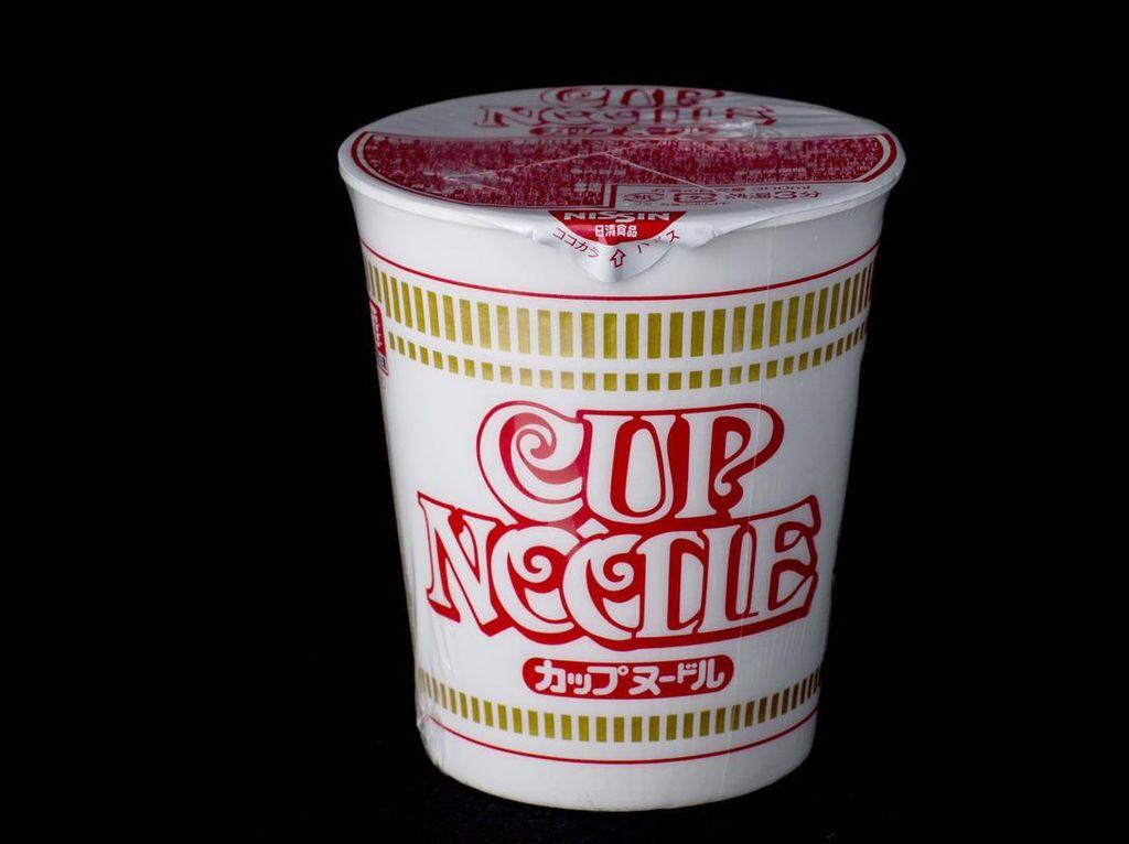 Bulan Ini Cup Noodles Berusia 45 Tahun dan Beredar di 80 Negara