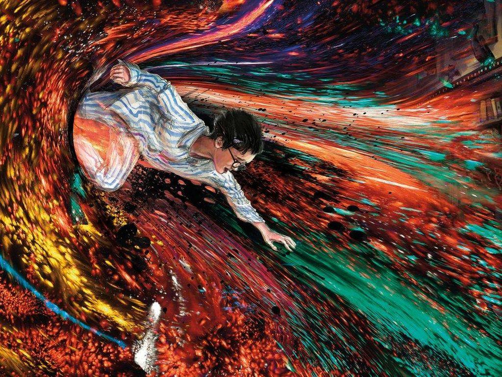 Jim Kay Bocorkan Ide Bikin Ilustrasi Diagon Alley