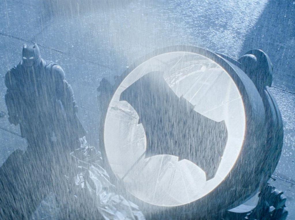 Ben Affleck Disebut Tak Akan Terlibat di Film The Batman
