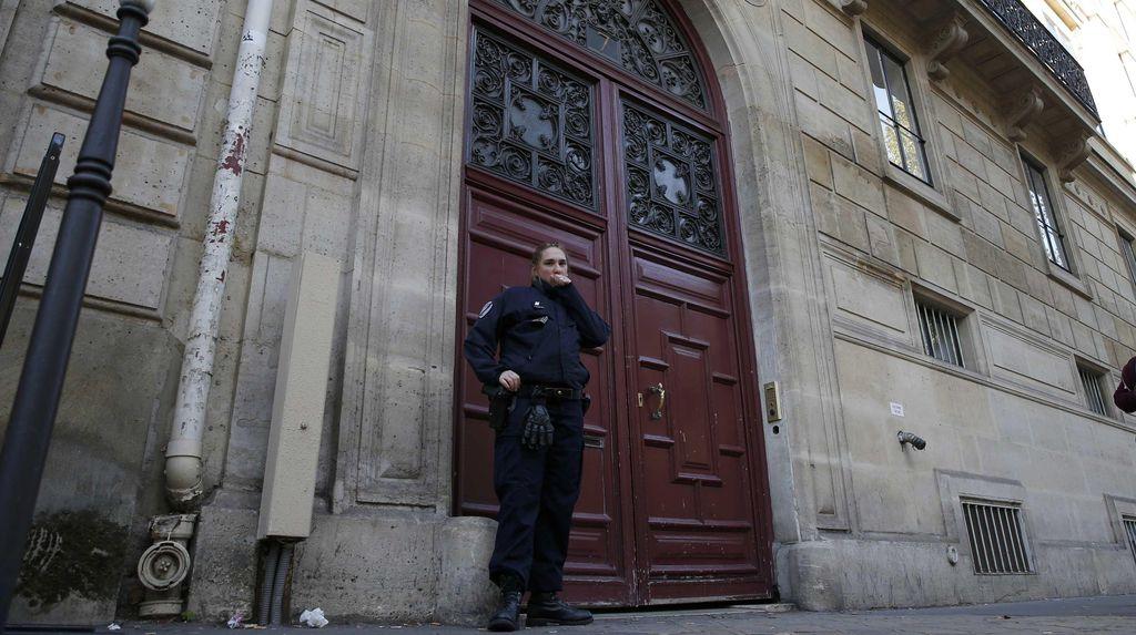 Foto: Mengintip Hotel Mewah Tempat Kim Kardashian Dirampok di Paris