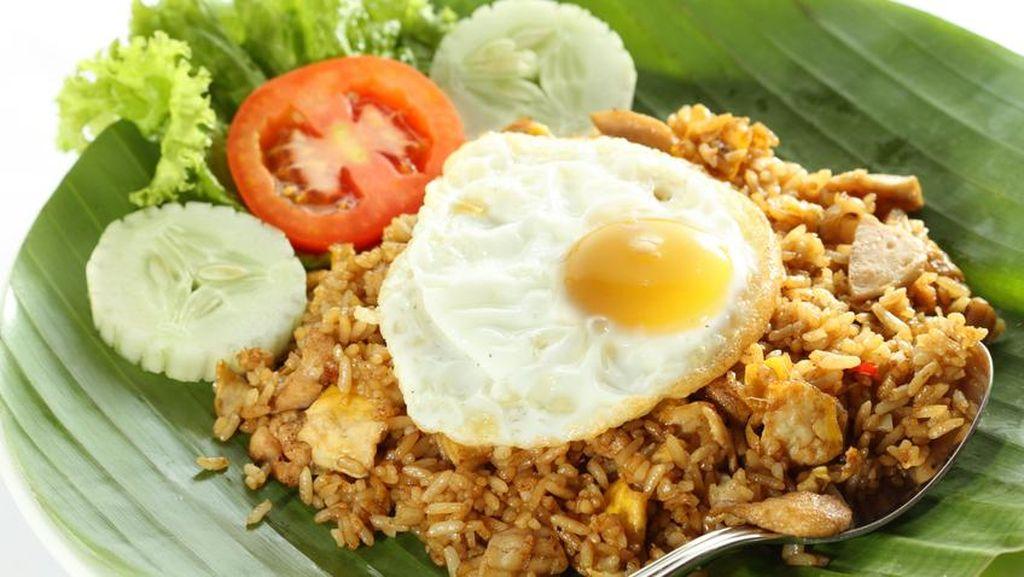 Nasi Kemarin Dipadukan dengan Lauk Sisa, Jadi Makanan Populer