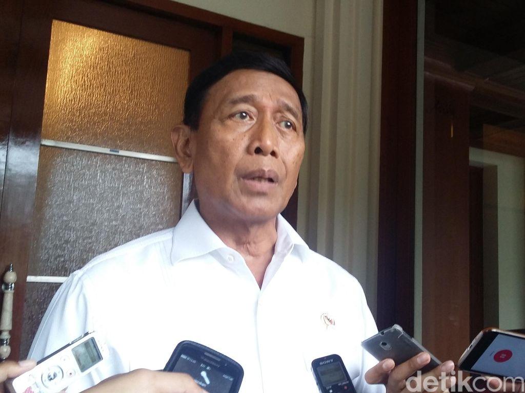 Wiranto: Penyelesaian Tragedi 1965 dan Kasus HAM Lainnya Tak Mudah