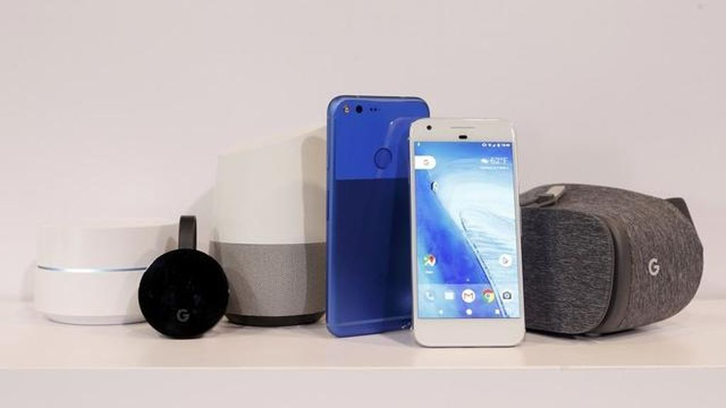 Google Pixel, Ponsel Jagoan Sang Pemilik Android