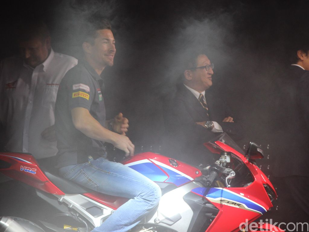 Ini Motor Tunggangan Nicky Hayden di World Superbike