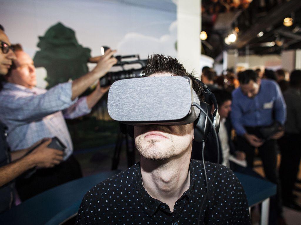 Galaxy S8 Akhirnya Dukung Google Daydream