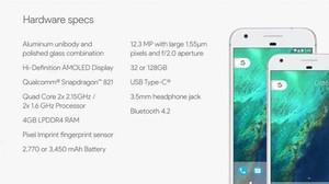 Psst.. Ini Bocoran Google Pixel 2 dan Pixel XL 2