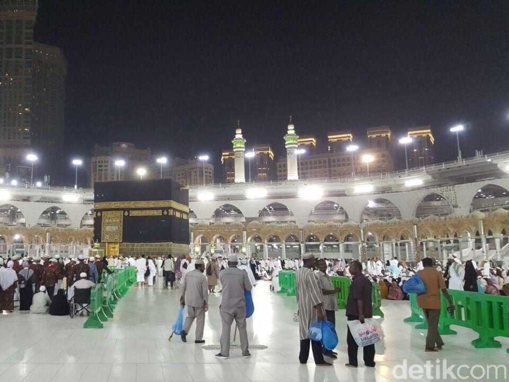 Data 320 Jemaah Wafat dan Jumlah Jemaah yang Sudah Kembali ke Tanah Air