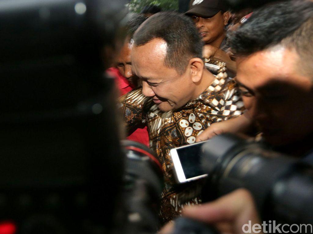Status ASN Pegawai KPK Disinggung di Praperadilan Eks Sekretaris MA