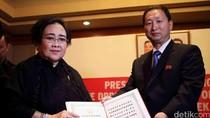Rachmawati Terima Gelar Doktor Honoris Causa dari Universitas Kim Il Sung