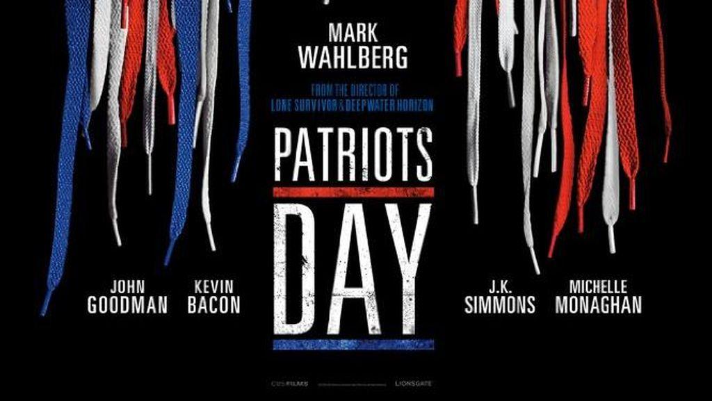 Pengeboman Maraton Boston di Teaser Trailer Patriots Day