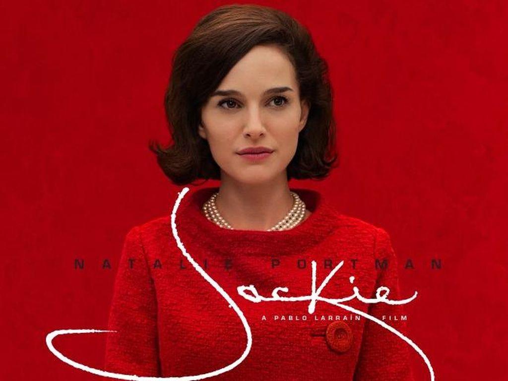 Natalie Portman Jadi Ibu Amerika di Film Jackie