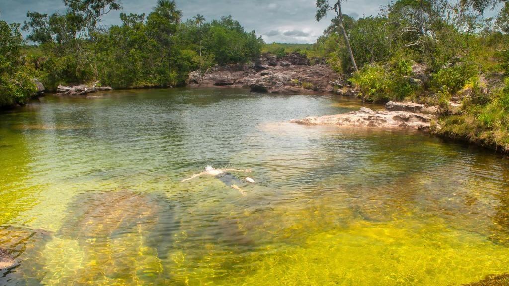 Inikah Sungai Paling Ajaib di Dunia?