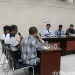 Sidang Lanjutan Dugaan Kartel Skutik Hadirkan Saksi dari TVS