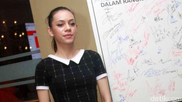 Sheryl Sheinafia hingga Shae Kunjungi Polda Metro Jaya