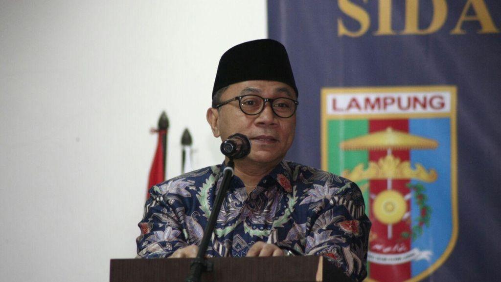 Ahmad Dhani Cs Diduga Makar, Ketua MPR: Biar Proses Hukum yang Berjalan