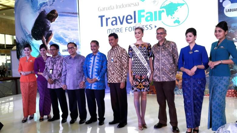 Pembukaan GATF 2016 di Jakarta (Kurnia/detikTravel)