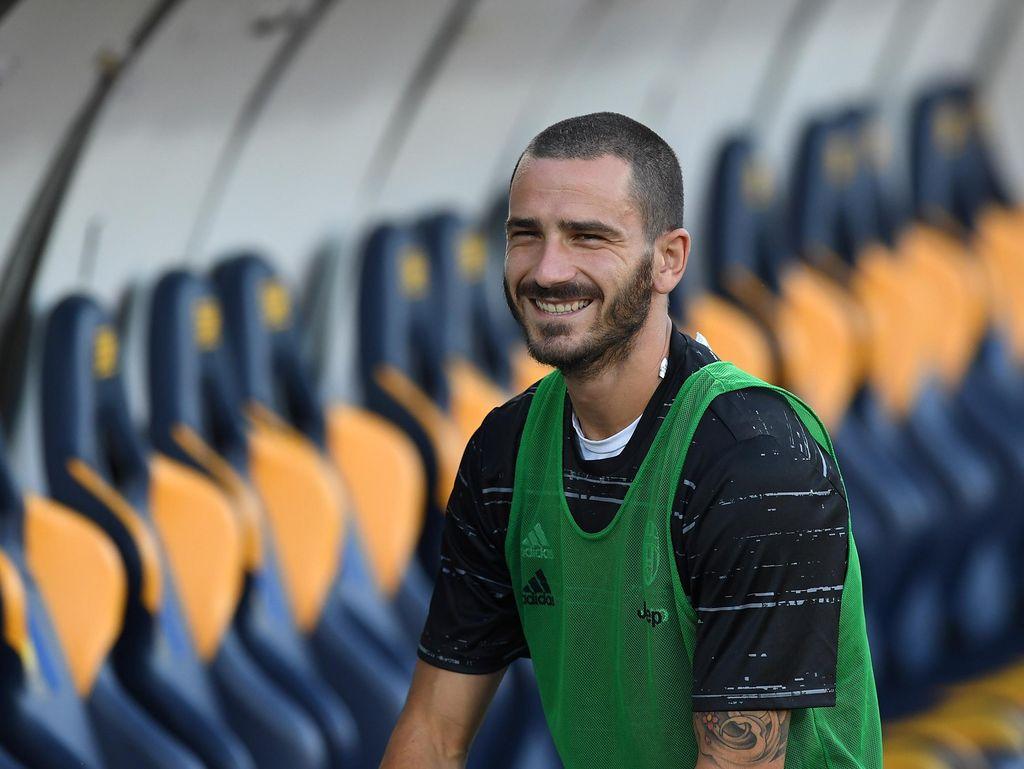 Milan Umumkan Transfer Bonucci dari Juventus