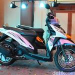 TVS Janji Bawa Motor Konsep di IMoS 2016