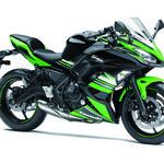 Ini Seri Terbaru Kawasaki Ninja 650