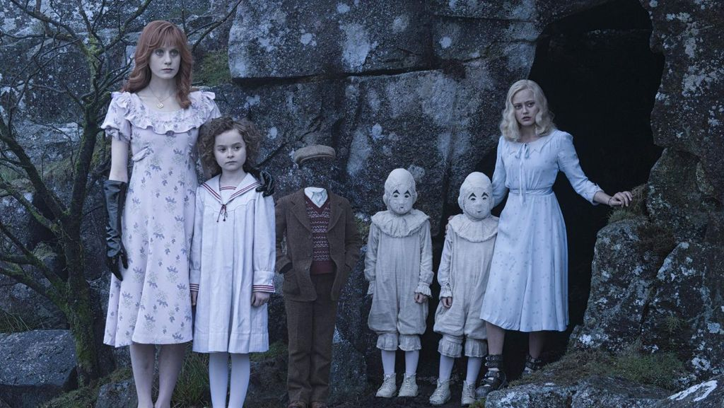 Miss Peregrines Home for Peculiar Children: Keanehan Minim Daya Pikat
