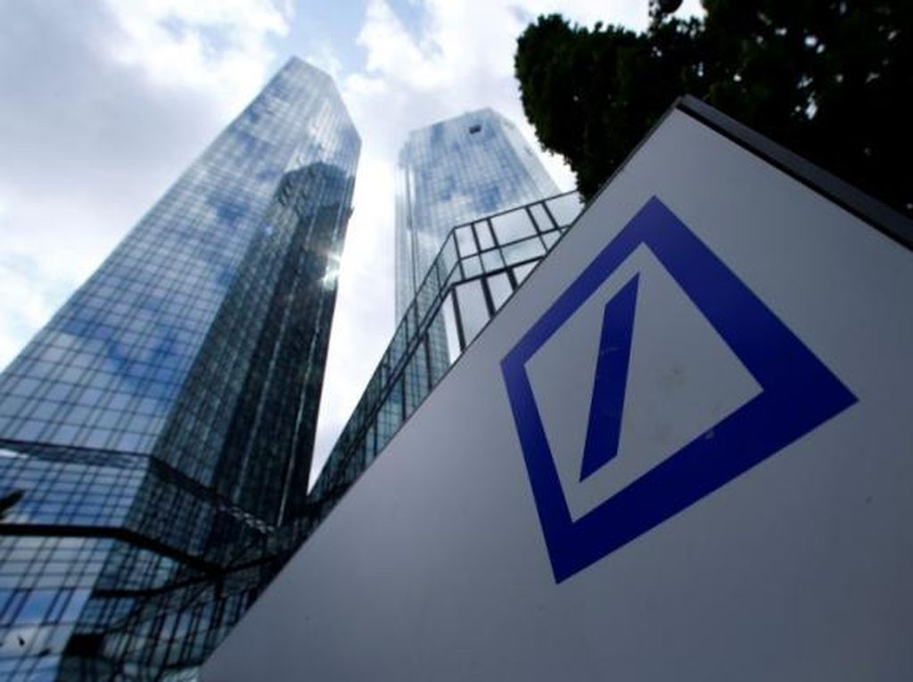 Laba Deutsche Bank Meroket 67% Usai Gagal Merger