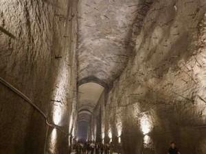 Ini Baru Greget, Bunker Nuklir di China Jadi Objek Wisata