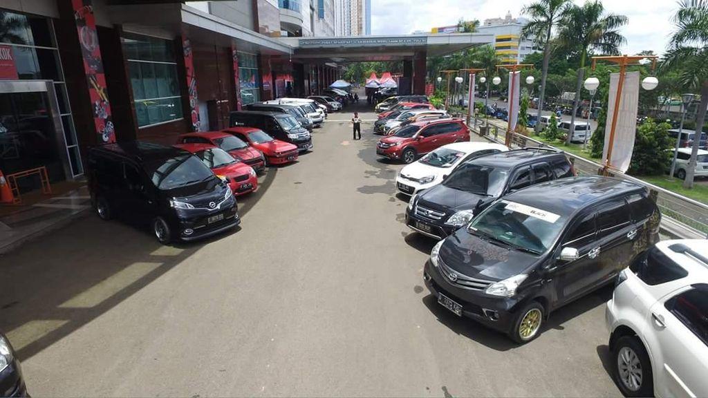 20 Komunitas Mobil Peringati Kesaktian Pancasila