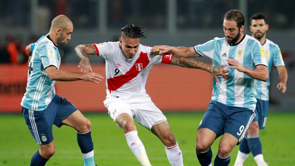 Kapten Peru Terancam Gagal Tampil di Piala Dunia