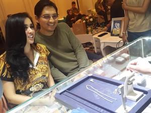 Lucky Hakim Nikahi Tiara Dewi Hari Ini, Mantan Pacar: Semoga Bahagia