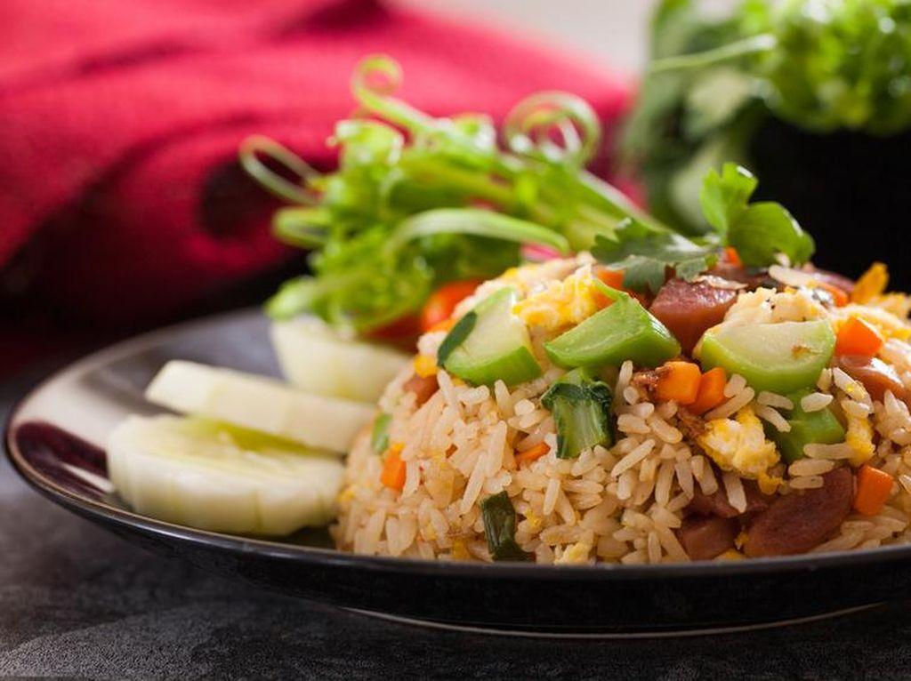 Ditambah Lamb Chop hingga Wagyu Jadi Nasi Goreng Mewah