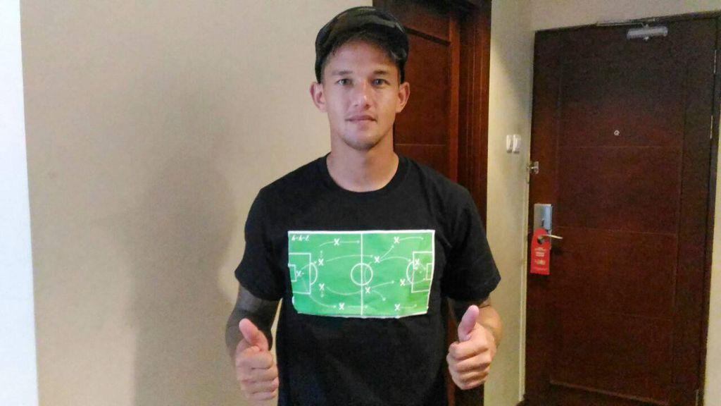 Absen Karena Cedera, Irfan Bachdim: Bawa Piala AFF ke Indonesia
