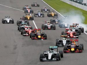 Tersisa 4 Kursi di <i>Line-up</i> Pebalap F1 2017