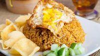Resep masakan rumahan: nasi goreng kampung.