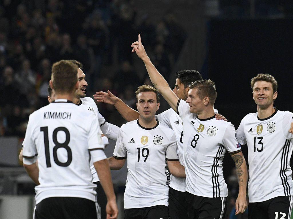 Label Favorit Bukan Lagi Hal Mengganggu untuk Jerman