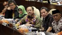 Ombudsman Rapat dengan Komisi II DPR