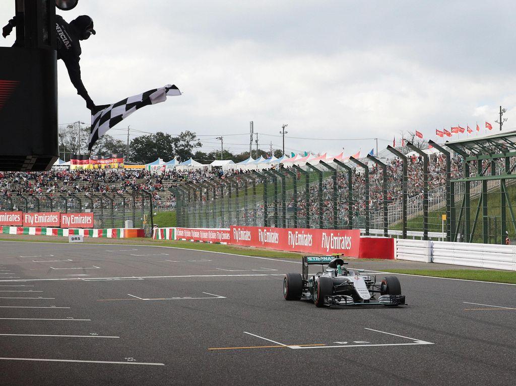 Lowongan Kerja: Dicari Pebalap untuk Kendarai Mobil F1 Mercedes