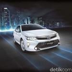 Toyota Belum Berencana Boyong New Camry ke Indonesia