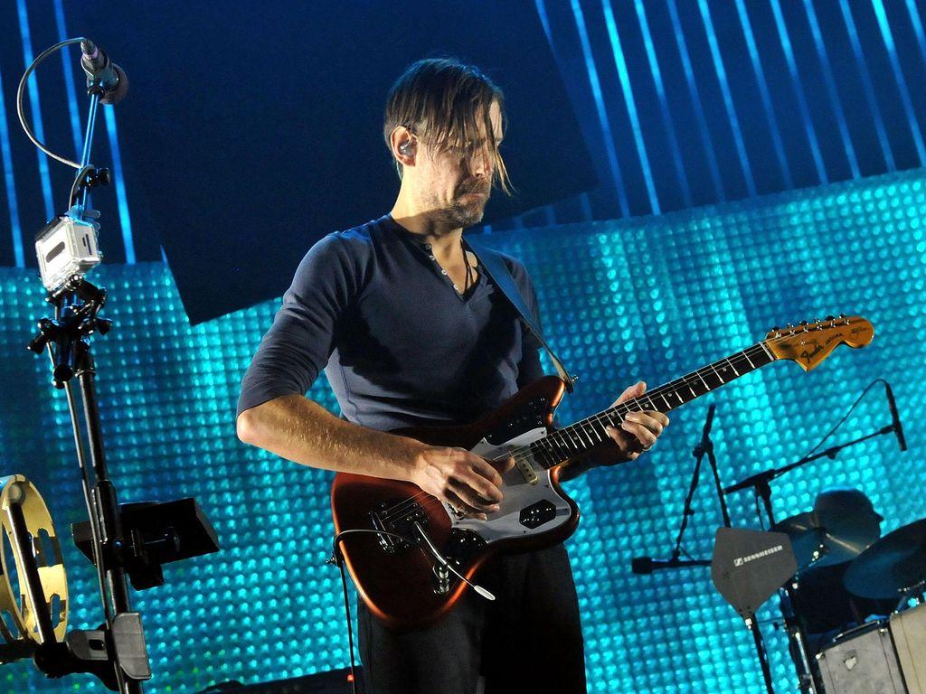 Ini yang Dilakukan Personel Radiohead di Masa Karantina