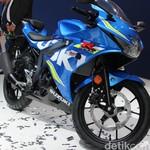 Suzuki GSX-R dan GSX-S 125 untuk Eropa Diproduksi di Indonesia