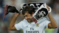 Jadi Pelatih Real Madrid Castilla, Raul Ikuti Jejak Zidane