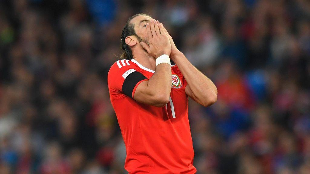 Gol Bale Tak Cukup untuk Menangkan Wales