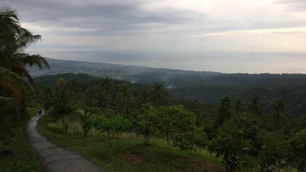 Ini Bukit Indah Untuk Nikmati Panorama Lombok