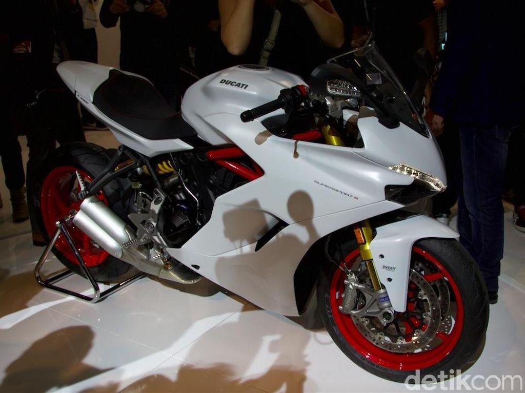 Banyak Model Baru, Ducati Berharap Banyak di 2017