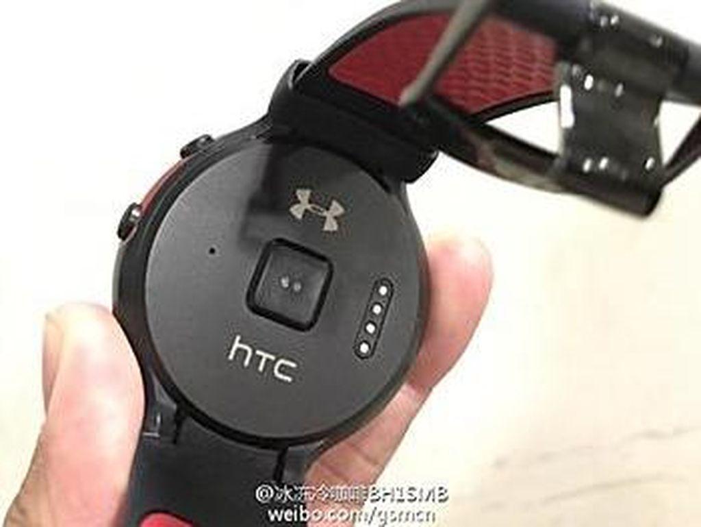 Halfbeak, Android Wear Racikan HTC & Under Armour
