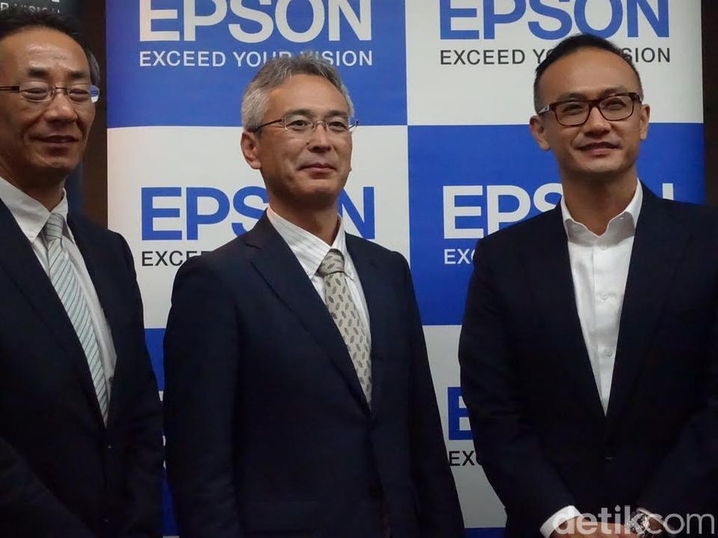 Epson: Kami Masih Penguasa Pasar Printer di Indonesia